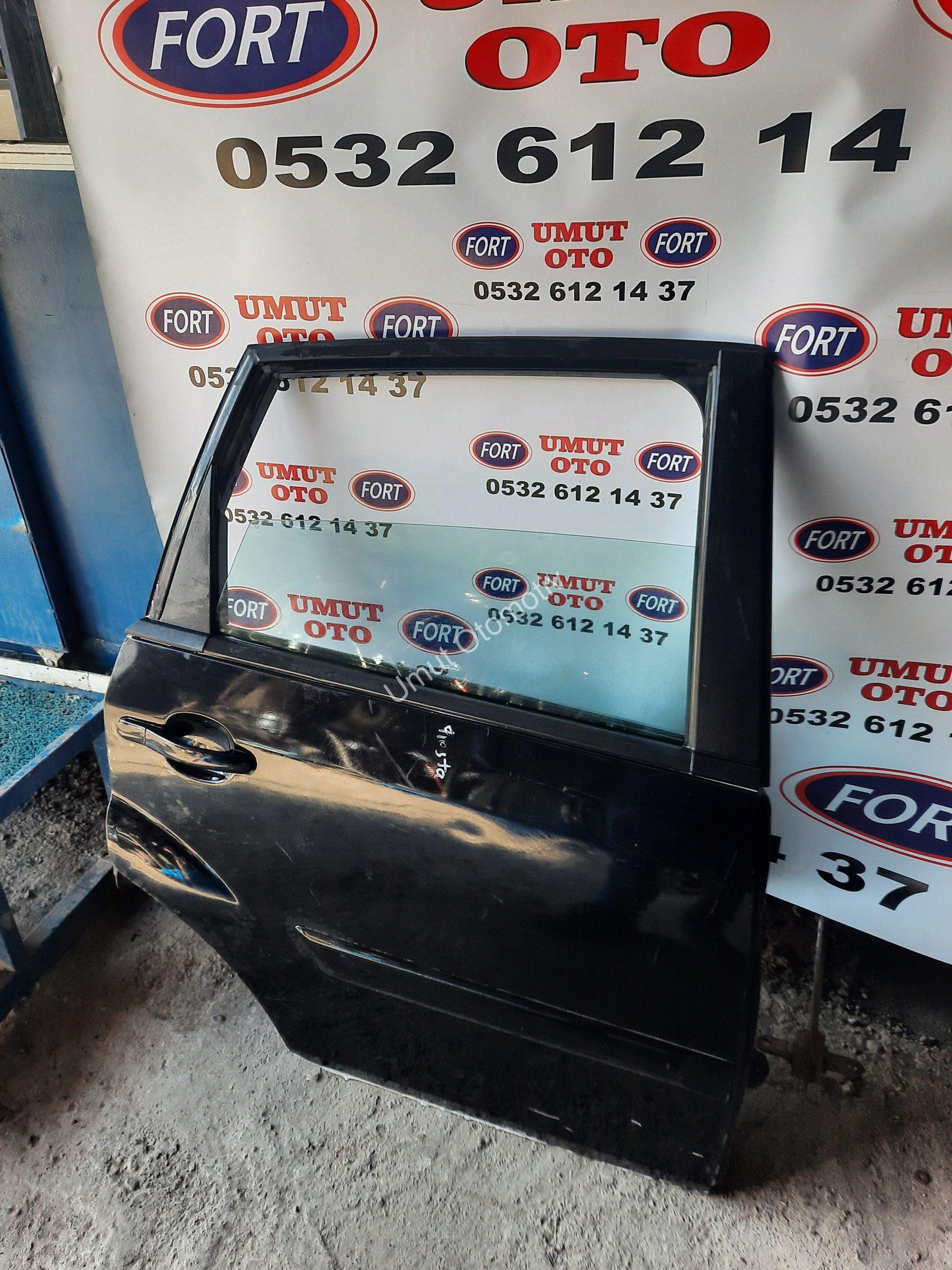 Ford Fiesta 2003-2008 Arası Sağ Arka Kapı Hatasız