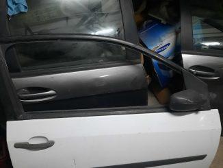Ford Fiesta Tek Kapı Sağ Ön Çıkma