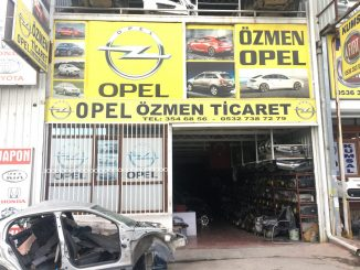 Opel Çıkma Parça – Özmen Ticaret